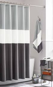 Silver And White Shower Curtain Valance Curtains For Living Room Tags Grey And White Shower