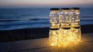 rose gold wire mason jar centerpieces wedding mason jar