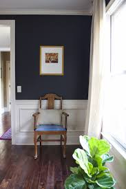 dining room 58 water street sherwin williams inkwell navy