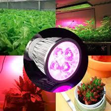 e27 gu10 led bulb grow lamp 15w spotlight led plant light lamp