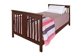 Cribs That Convert To Beds by Annabelle 2 In 1 Mini Crib And Twin Bed Davinci Baby