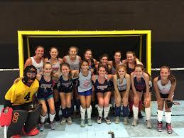 U16 travel team texas pride field hockey