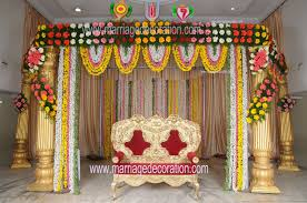 inspirational floral decoration for indian wedding iawa