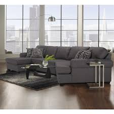 DecorRest Graphite Grey Sectional  Canada Online At - Living room sets canada