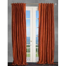 Sheer Maroon Curtains Burgundy And Gold Curtains Wayfair