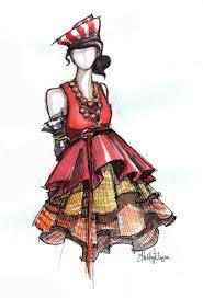 online fashion design for beginners fashion illustrations