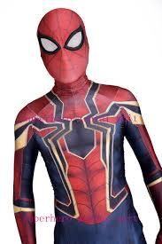 halloween iron man costume popular iron spiderman costume buy cheap iron spiderman costume