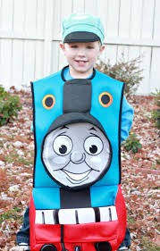 Thomas Train Halloween Costume 2t Inexpensive Minute Halloween Decorations Love Family U0026