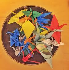 diy how to make an origami paper crane u2014 village wellness