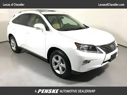 used lexus suv dealers 2015 used lexus rx 350 fwd 4dr at schumacher european serving