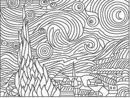 coloring page middle coloring pages coloring page and