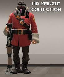 Team Fortress 2 Halloween Costumes Hd Kringle Collection Team Fortress 2 U003e Skins U003e Class