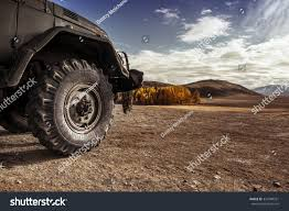 off road car truck car wheel on offroad steppe stock photo 324788351 shutterstock
