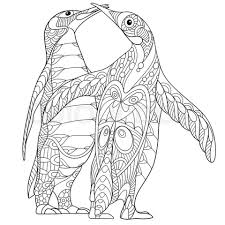 Penguin Coloring Pages Get This Penguin Coloring Pages For Adults To Print Out 77318 by Penguin Coloring Pages