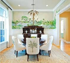 dining room murals dining room wall murals jungle river tropical dining room wall