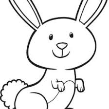 coloring bunny kids drawing coloring pages marisa