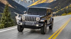 punjab jeep jeep releases much anticipated 2018 wrangler specs