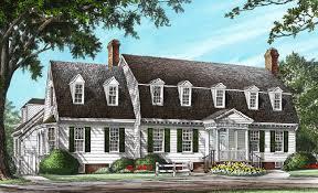 gambrel house plans william e poole designs tidewater gambrel