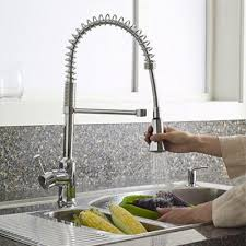 professional kitchen faucets home lovable commercial kitchen faucets for home and kitchen faucets