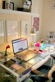 homeoffice space small desk areas decor inspiration decorating