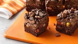 death by chocolate crunch bars recipe bettycrocker com