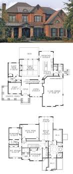 five bedroom house plans traditional 5 bedroom house plans and photos