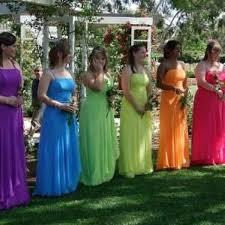 rainbow wedding rainbow themed wedding inspiration 2079799