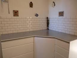 montage plan de travail cuisine pose plan de travail cuisine unique carrelage pour plan de travail