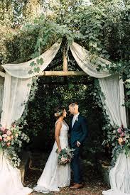 wedding arch garland 30 best floral wedding altars arches decorating ideas stylish