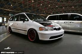 1000hp minivan instead if that hp number is actually accurate meet the honda odyssey type r speedhunters