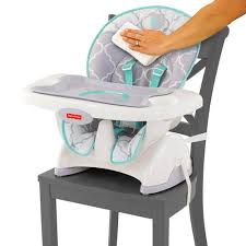 fisher price deluxe spacesaver high chair high chairs cjt22