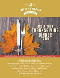 thanksgiving meals catered by liberty s kitchen libertyskitchen org