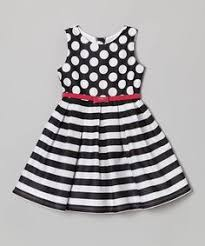 look what i found on zulily white u0026 gold polka dot a line dress