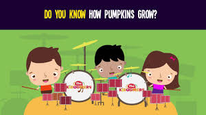 Halloween Poems For Children Do You Know How Pumpkins Grow Song For Kids Pumpkin Songs For