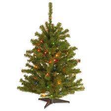 national tree company eastern spruce 3 ft artificial christmas