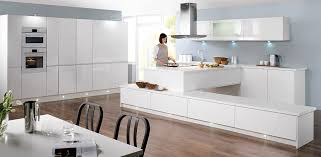 White Gloss Kitchen Ideas Wren Living Handleless White Gloss Kitchen Home Kitchen