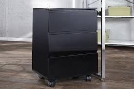 bureau d angle noir laqué mobilier de bureau royale deco