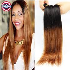 honey weave ombre hair weave bundles 3 pcs top quality