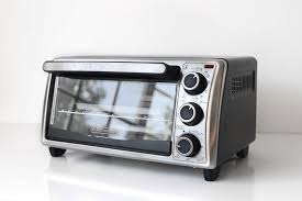 Toaster Oven Black Decker Black Decker Stainless Toaster Oven On White Counter Wit U2026 Flickr