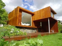 Small Not Simple Minimalist Modern Modular Home Design - Modern modular home designs