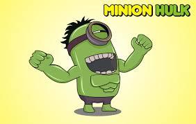 draw minion hulk