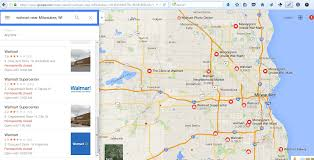 Google Com Maps Breaking Walmart Accidentally Closes 100 U0027s Of Stores Granular