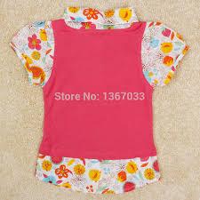 floral shirt princess cartoon clothes kids ben holly u0027s