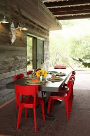 Red Dining Table by 20 Best Outdoor Dining Chairs Images On Pinterest Outdoor Dining