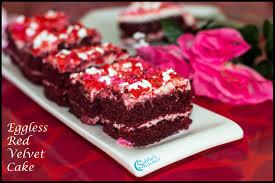 eggless red velvet cake youtube