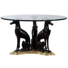 Bronze Accent Table Maitland Smith Whippet Side Table In Bronze And Brass For Sale At
