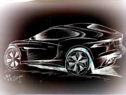 sports car drawing how to draw sports car proart by satyam pinterest sports