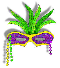 mardi gras masks new orleans new orleans mardi gras clipart