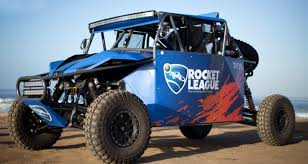 baja buggy team rocket league takes on the baja 1000 rocket league