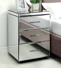 Silver Nightstands Marble And Glass Table U2013 Anikkhan Me